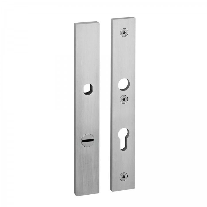 Safety plate with cylinder protection- 250 x 36mm SKG