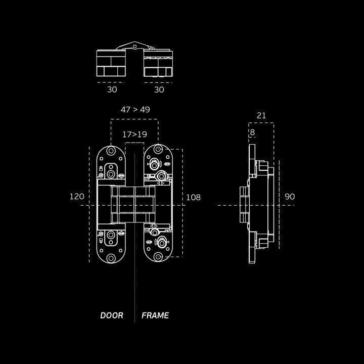 COPLAN SERIES 120 - Black Edition