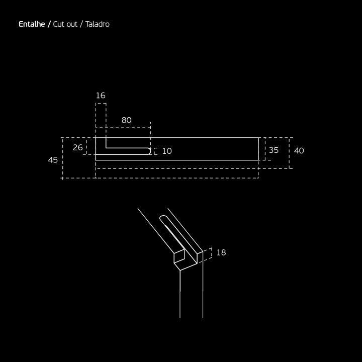 Sistema de puertas pivotantes con freno - 40kg