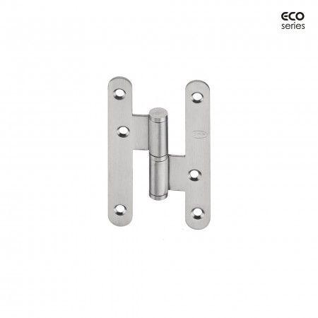 Bisagra de pala redonda - Eco series - 59 x 100 x 2,5mm - IZQUIERDA