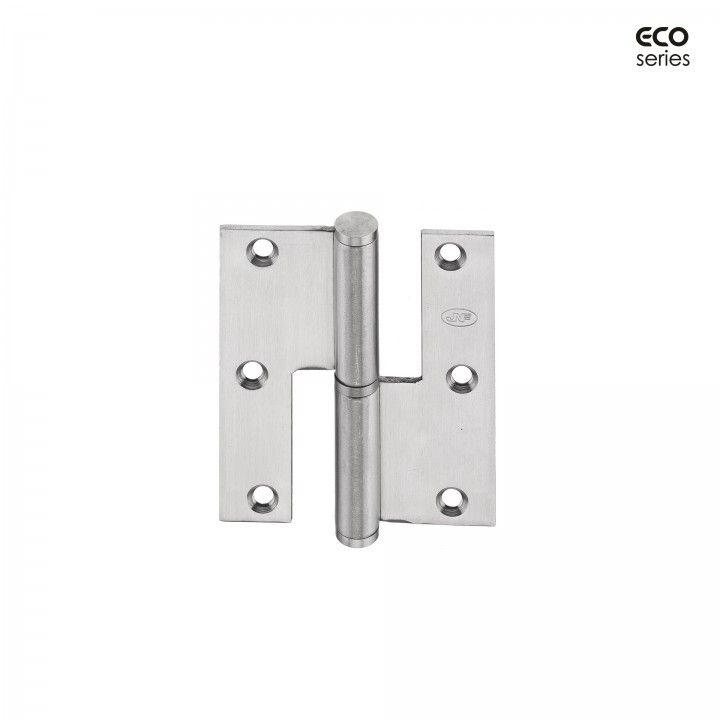 Dobradiça de balanço - Eco series - 76 x 90 x 2,5mm