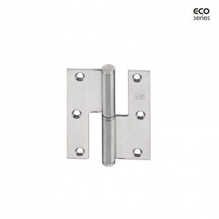 Lift off hinge - Eco series - 76 x 90 x 2,5mm