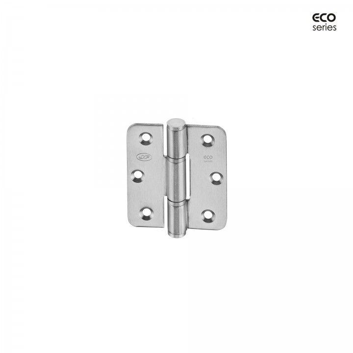 Dobradiça de eixo amovível - Eco series - 64 x 75 x 2,5mm