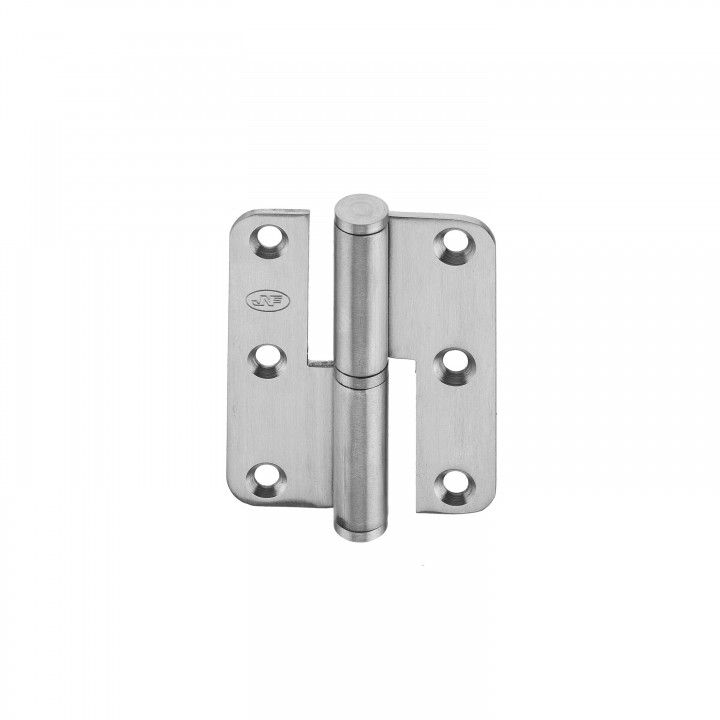 Lift off hinge - 60 x 75 x 2,5mm