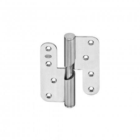 Lift off hinge - 88 x 100 x 3mm - LEFT