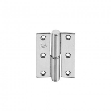 Lift off hinge - Eco series - 56 x 75 x 2,5mm - RIGHT
