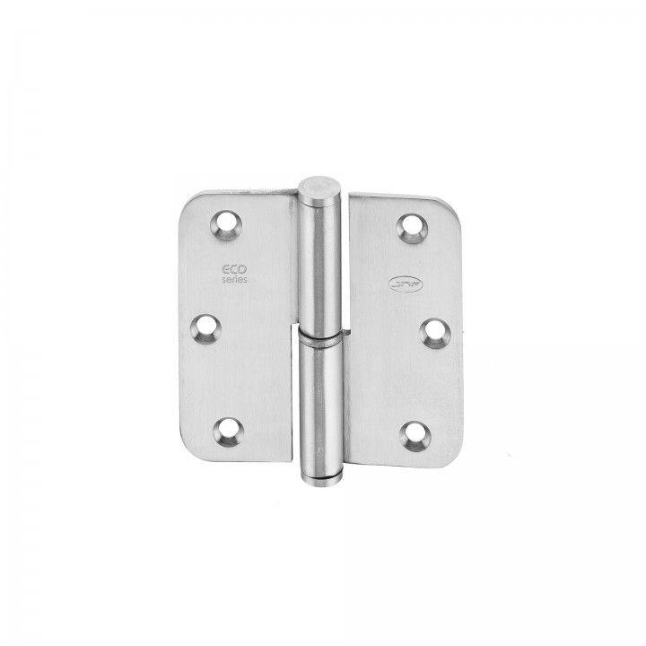 Lift off hinge - Eco series - 80 x 80 x 2,5mm - RIGHT