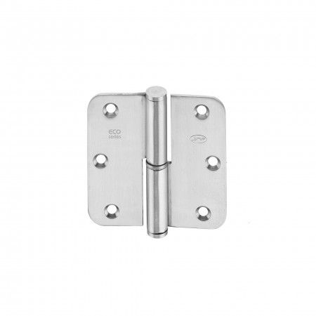 Lift off hinge - Eco series - 80 x 80 x 2,5mm - RIGHT