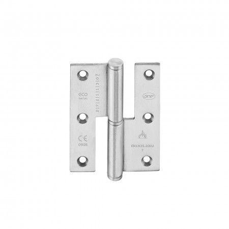 Lift off hinge - Eco series - 70 x 90 x 2,5mm