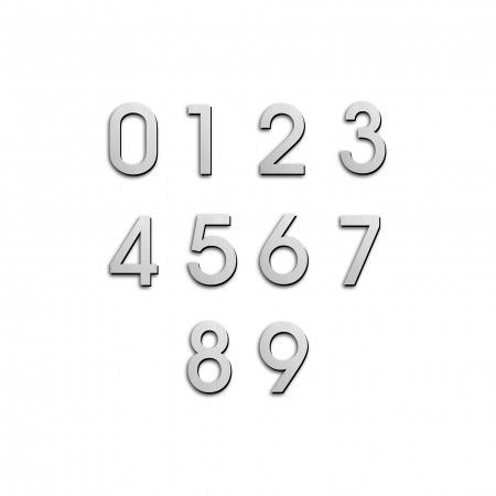 Number with 150mm,  concealed fixing through wall screws