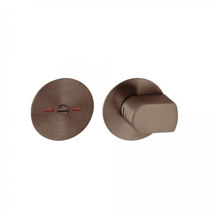 Bathroom snib Less is more - 35-44mm - Titanium Chocolate