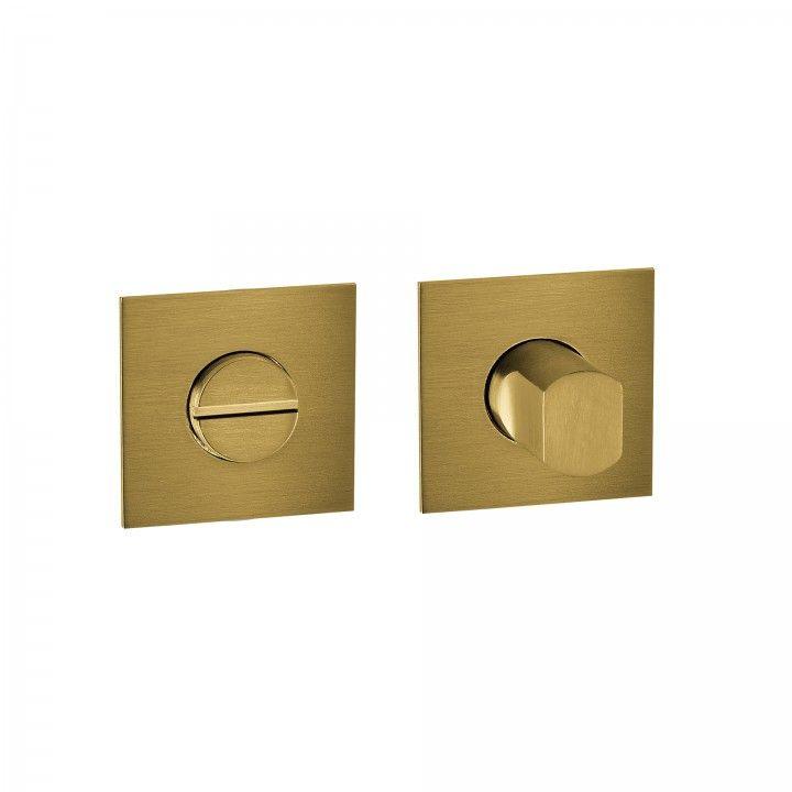 Fecho de casa de banho 'Less is More 2' - Titanium Gold