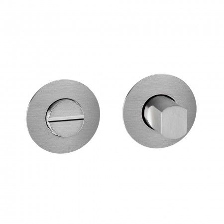 Bathroom lock without color indicator LESS IS MORE 2