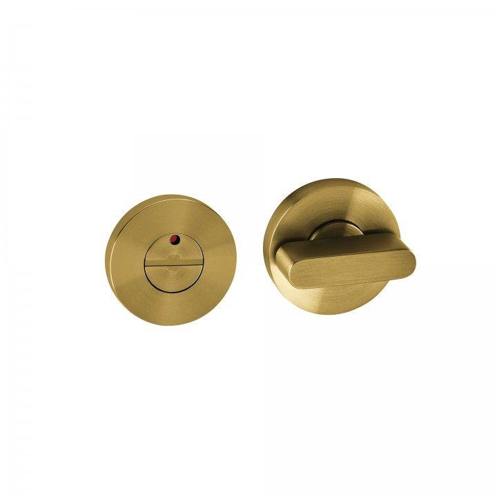 Fecho de casa de banho - Titanium Gold