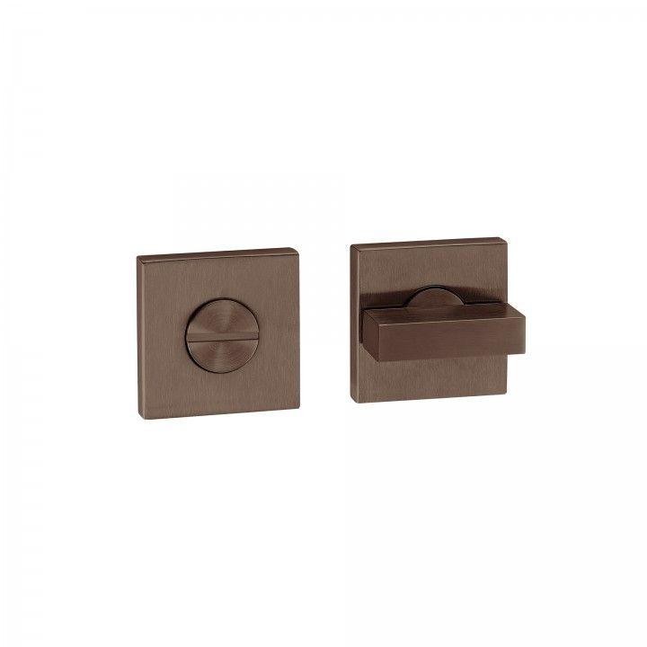 Condena de baño sin indicador de color - Titanium Chocolate