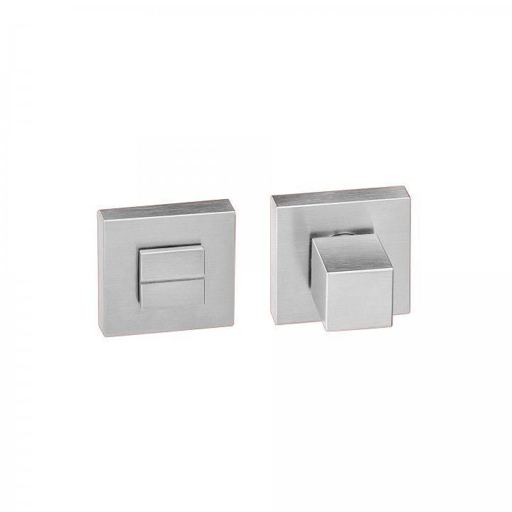 Bathroom snib indicator Quadro, without color indication - Polished
