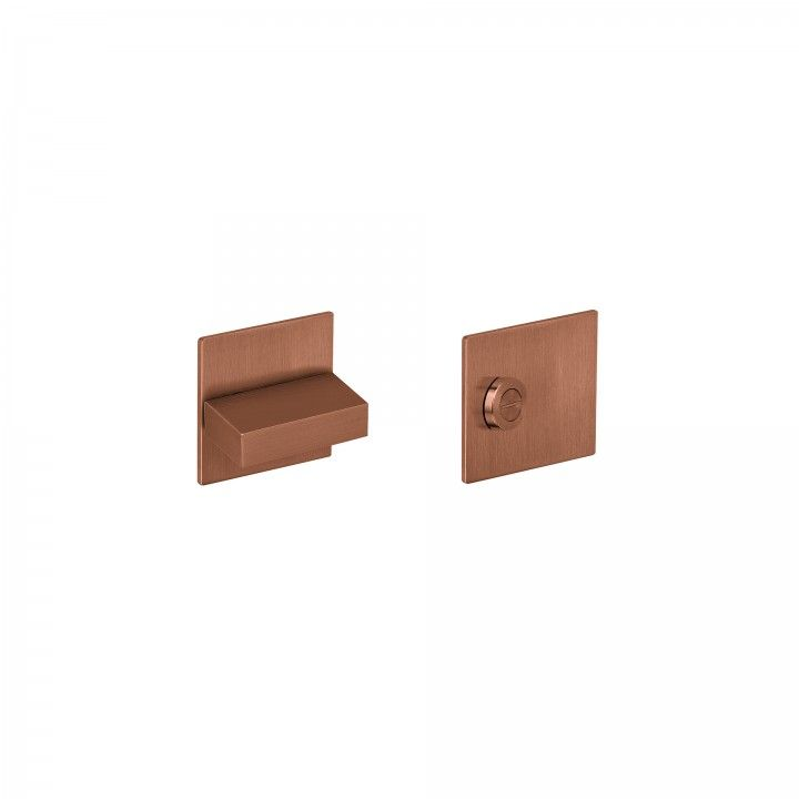 """Fecho de casa de banho SLIM - """"Titanium Copper"""""""
