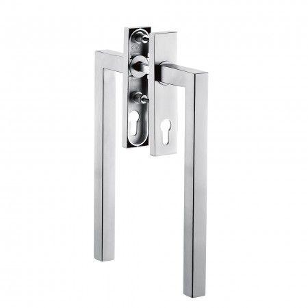 Security window mecanism for lift sliding window or door PZ