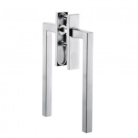 Security window mecanism for lift sliding window or door