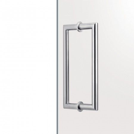Pull handle for glass doors - Ø19mm - 250mm