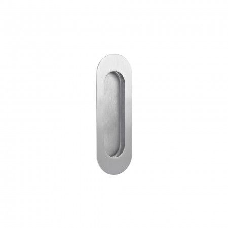 Oval Flush handle - 120 x 40mm