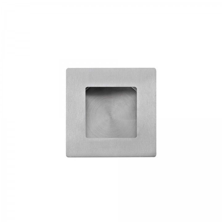 Square Flush handle - 70 x 70mm