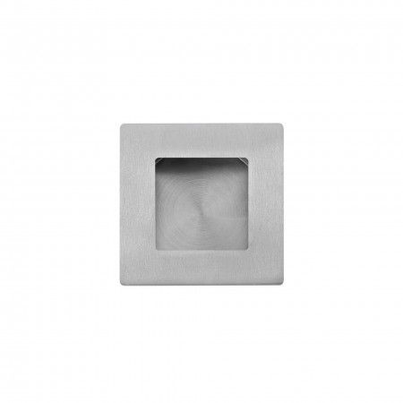 Square Flush handle - 70 x 70mm