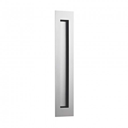 Rectangular Flush handle - 300 x 55mm