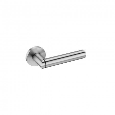 Lever handle Link Satin