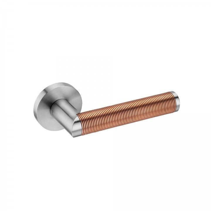 Manilla de puerta Link Copper Wire