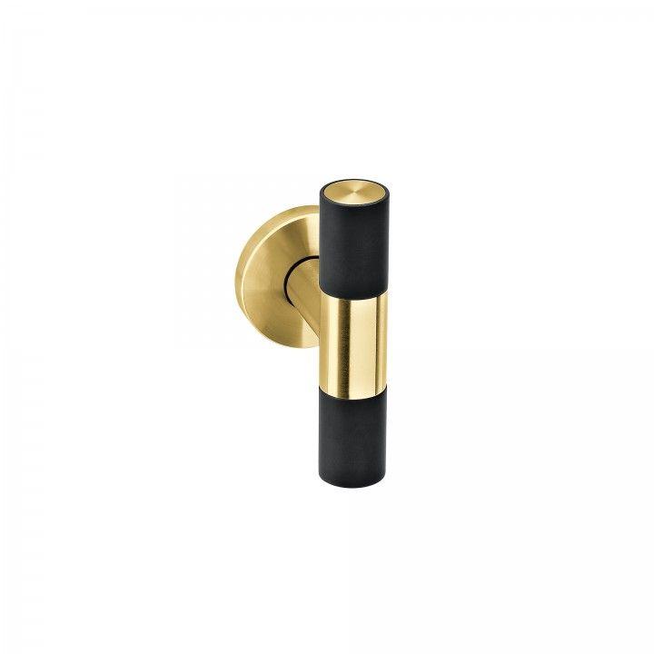 Manilla de puerta Loft - TITANIUM GOLD