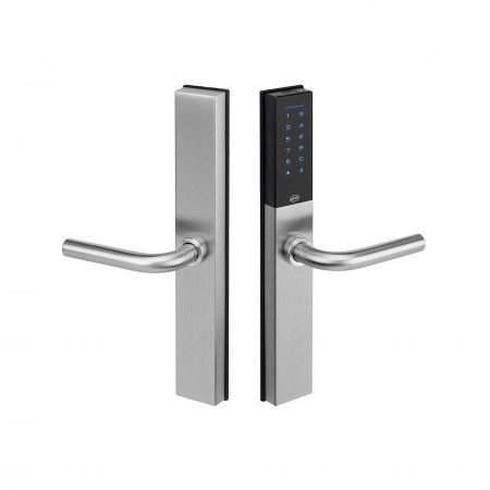 Complete set of access control lock VOYAGER