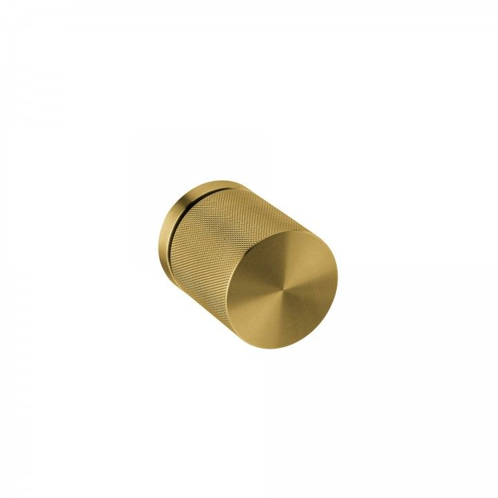 Turning Knob - Clear Watch  - TITANIUM GOLD