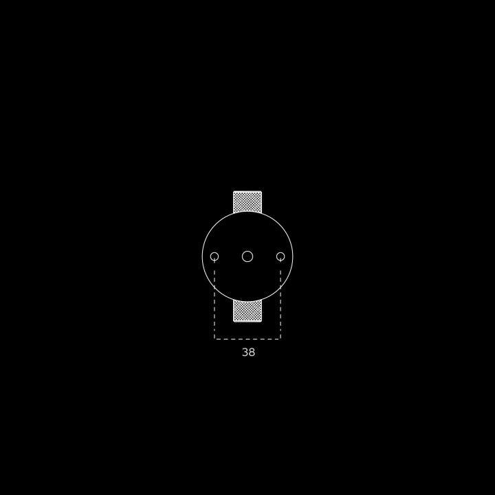 Fixed tourniquet STOUT WATCH (Ø16)