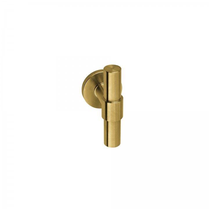 Lever handle Stout - Titanium Gold