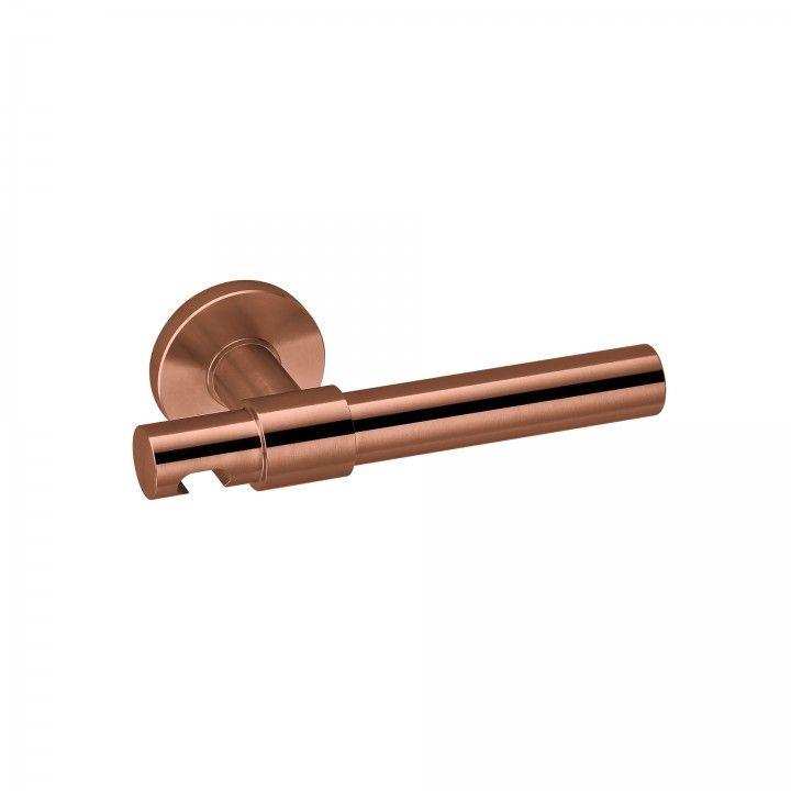 Lever handle Funny Stout - RC08M - Titanium Copper