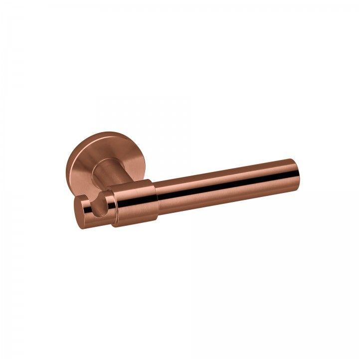 Manilla de puerta Funny Stout - colgador - Titanium Copper
