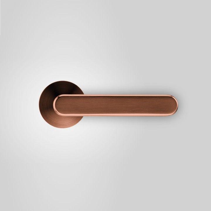 Puxador de porta - Titanium Copper
