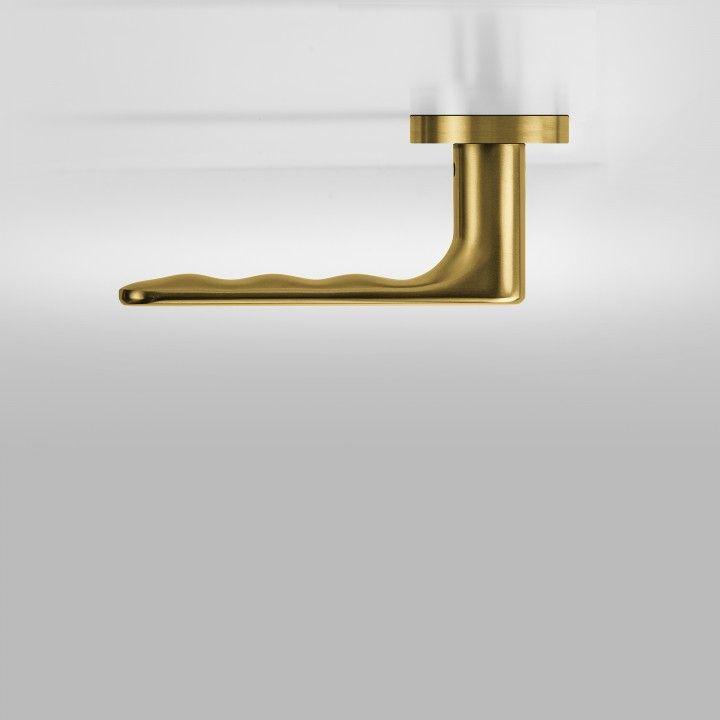 Manilla de puerta - Titanium Gold