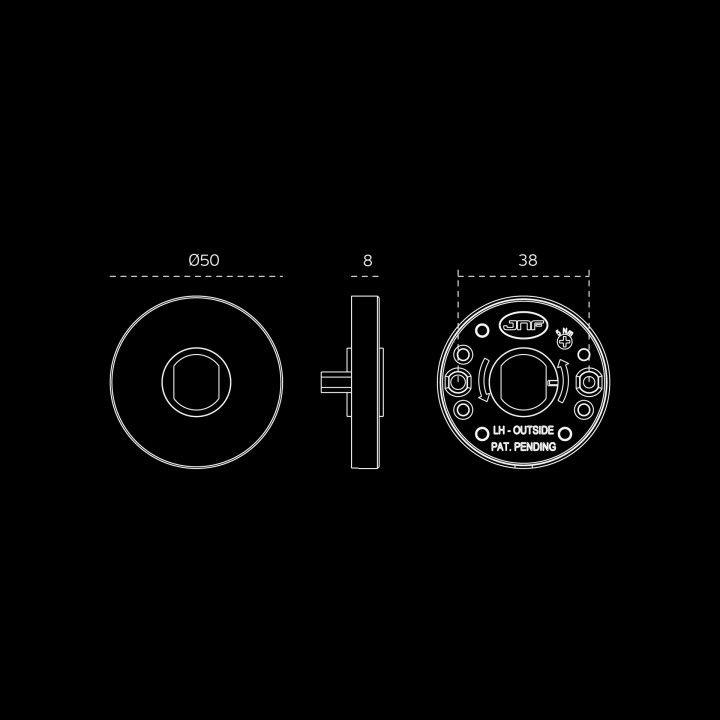 Puxador - YOKOHAMA Easy Fix