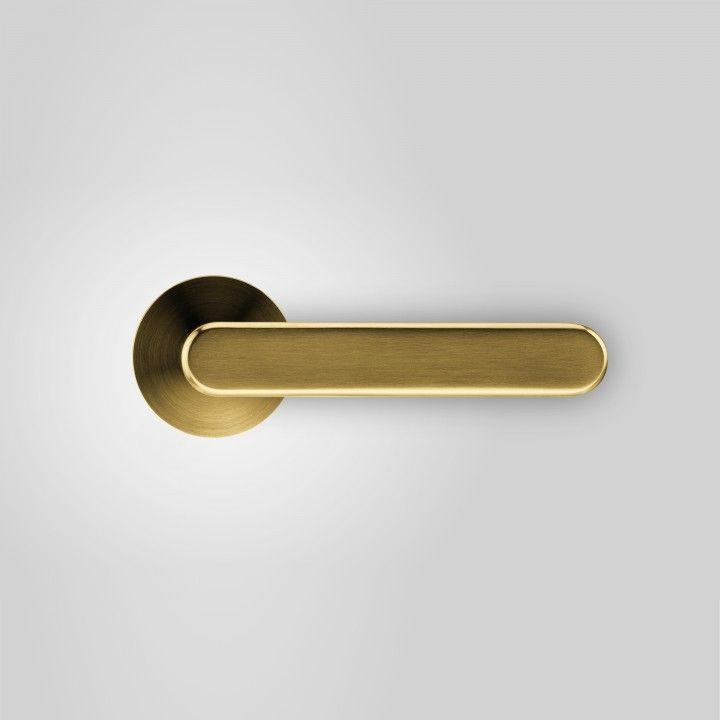 Puxador de porta - Tokyo Easy Fix - Titanium Gold