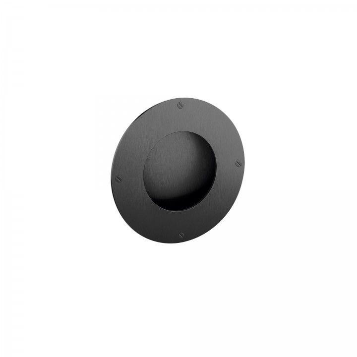 Concealed flush handle - Titanium Black