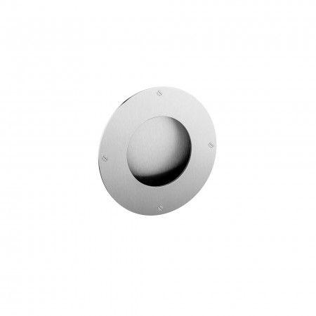 Concealed flush handle