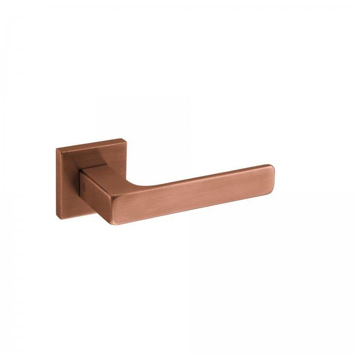 Puxador de porta - Kyoto Easy Fix - Titanium Copper