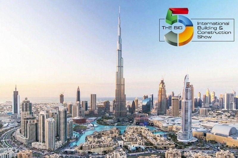 BIG 5 2021 - DUBAI