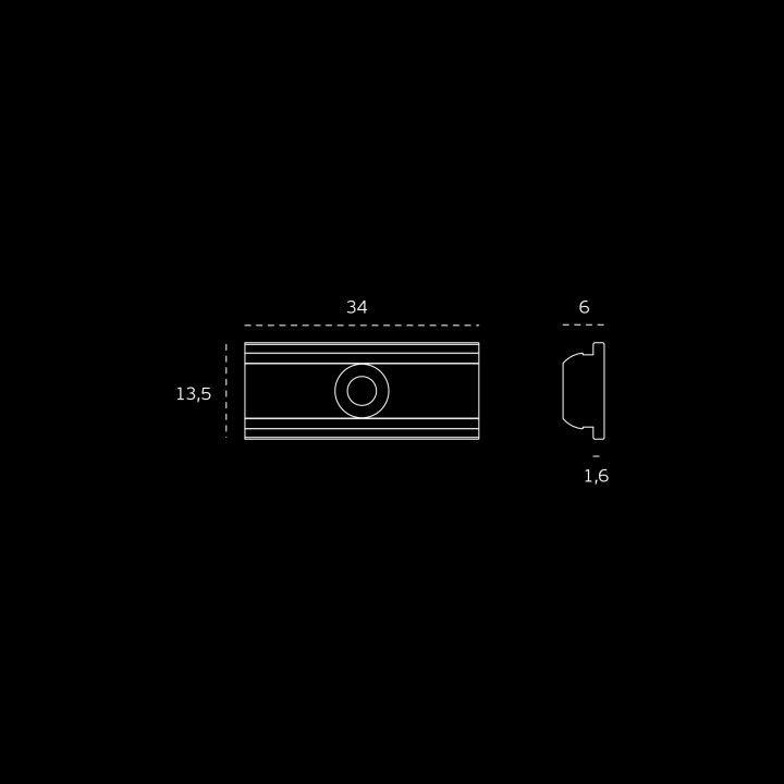 Profile conector