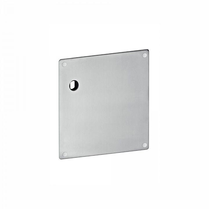Placa, com mola - 180 x 180mm