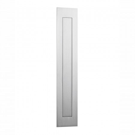 Rectangular Flush handle with cover