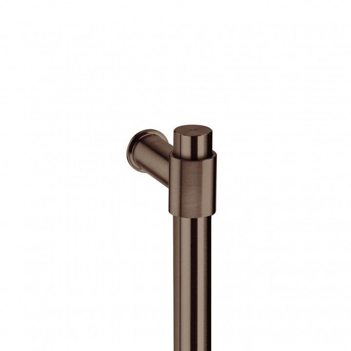 Double door handle