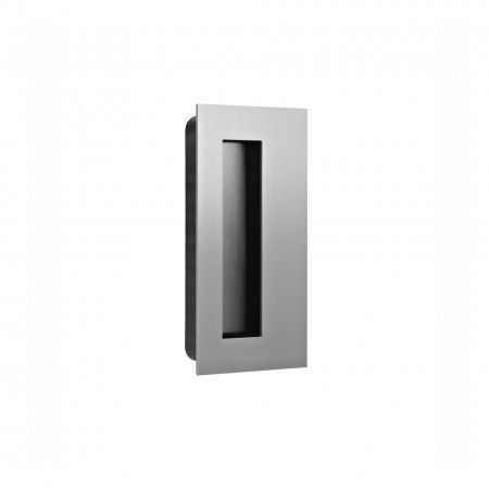 Rectangular Flush handle